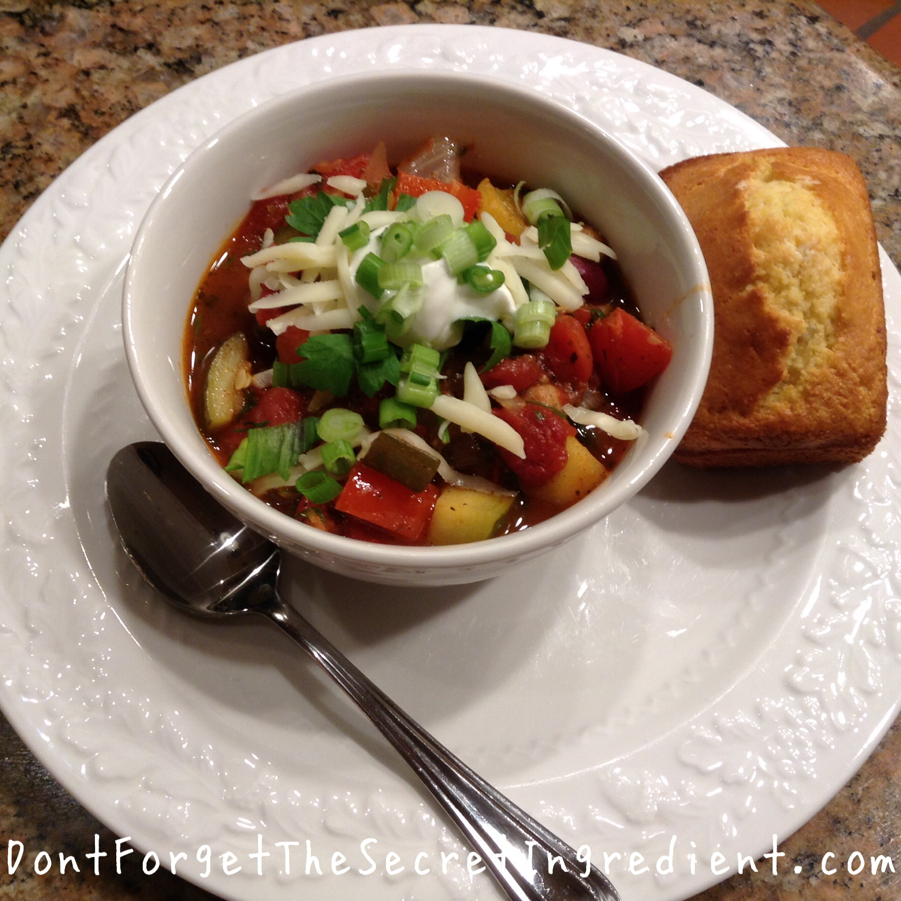 best vegetable chili ever