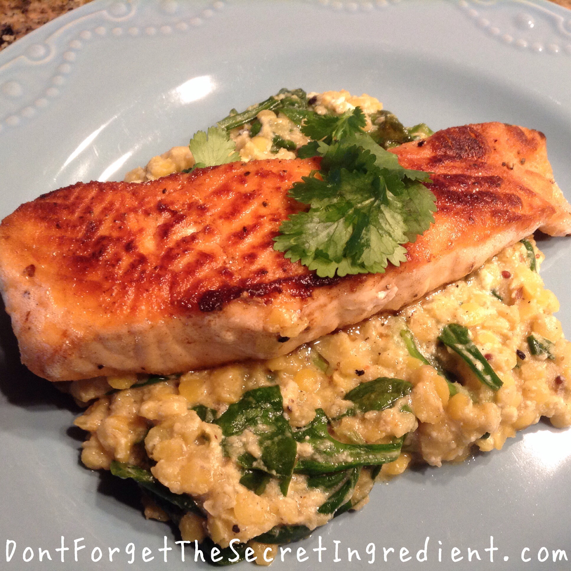 Blue apron salmon - The Spices In This Dish Are A Fragrant Combination Of Cumin Cardamom Cayenne Pepper And Mustard Seeds This Recipe Is Courtesy Of Blue Apron