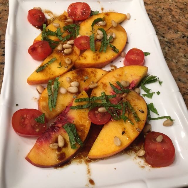 DFTSI Summer Peach and Tomato Salad_6484